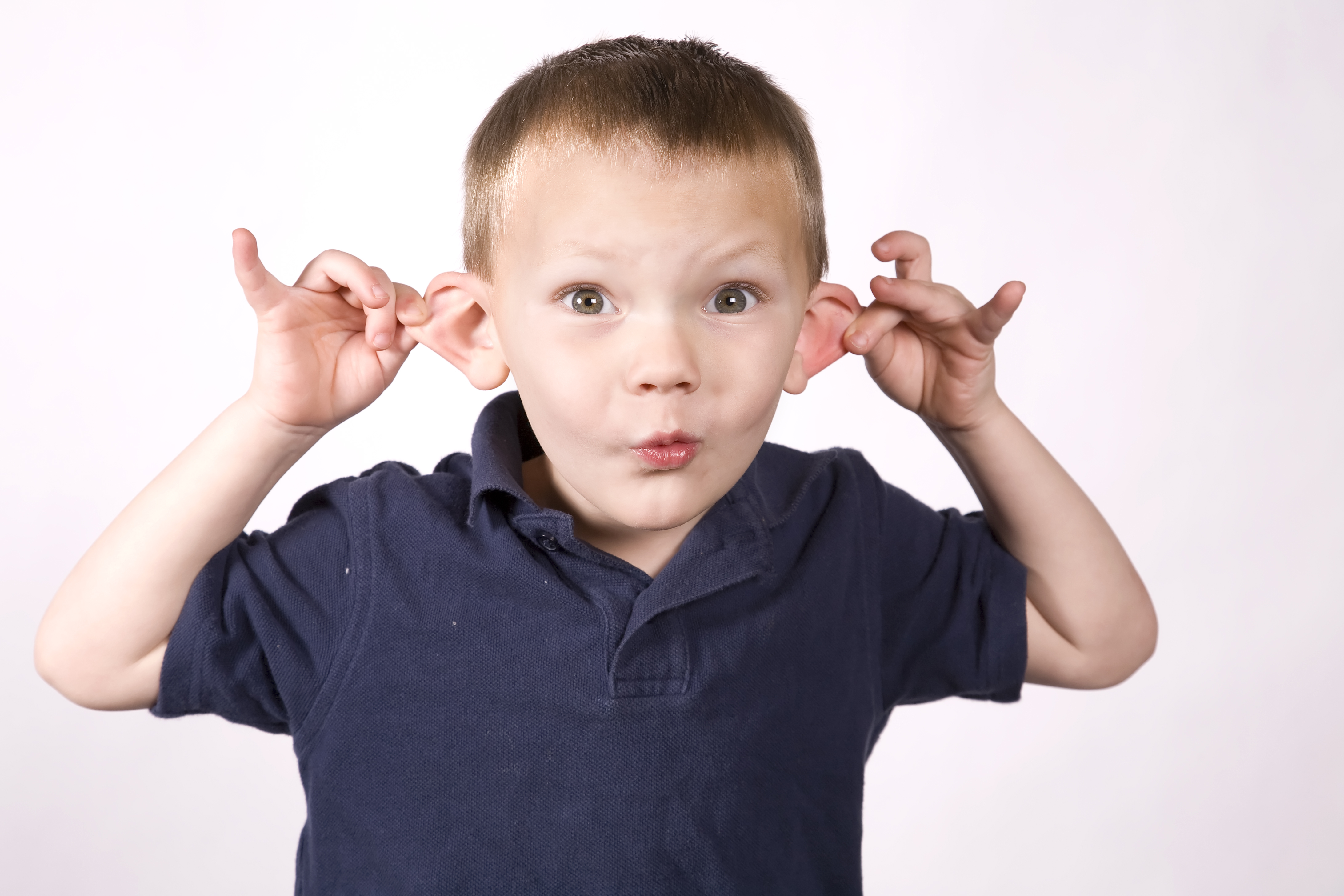 Pulling on Ears is Super-Fun According to Kids - BabyScience