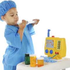 Calculating kids' medication dose is rocket science