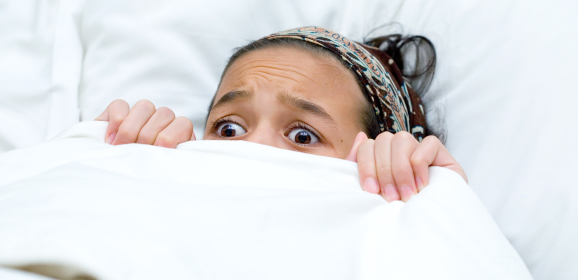 Don't let bedwetting make bedtime scary