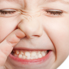 Unclog a stuffy nose (the right way)