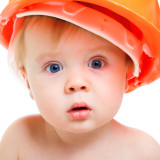 Baby's soft spot protects brain and more!