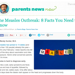 The Measles Outbreak: 8 Facts You Need to Know – Parents.com