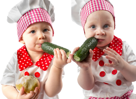 The secret to getting your kids to eat better