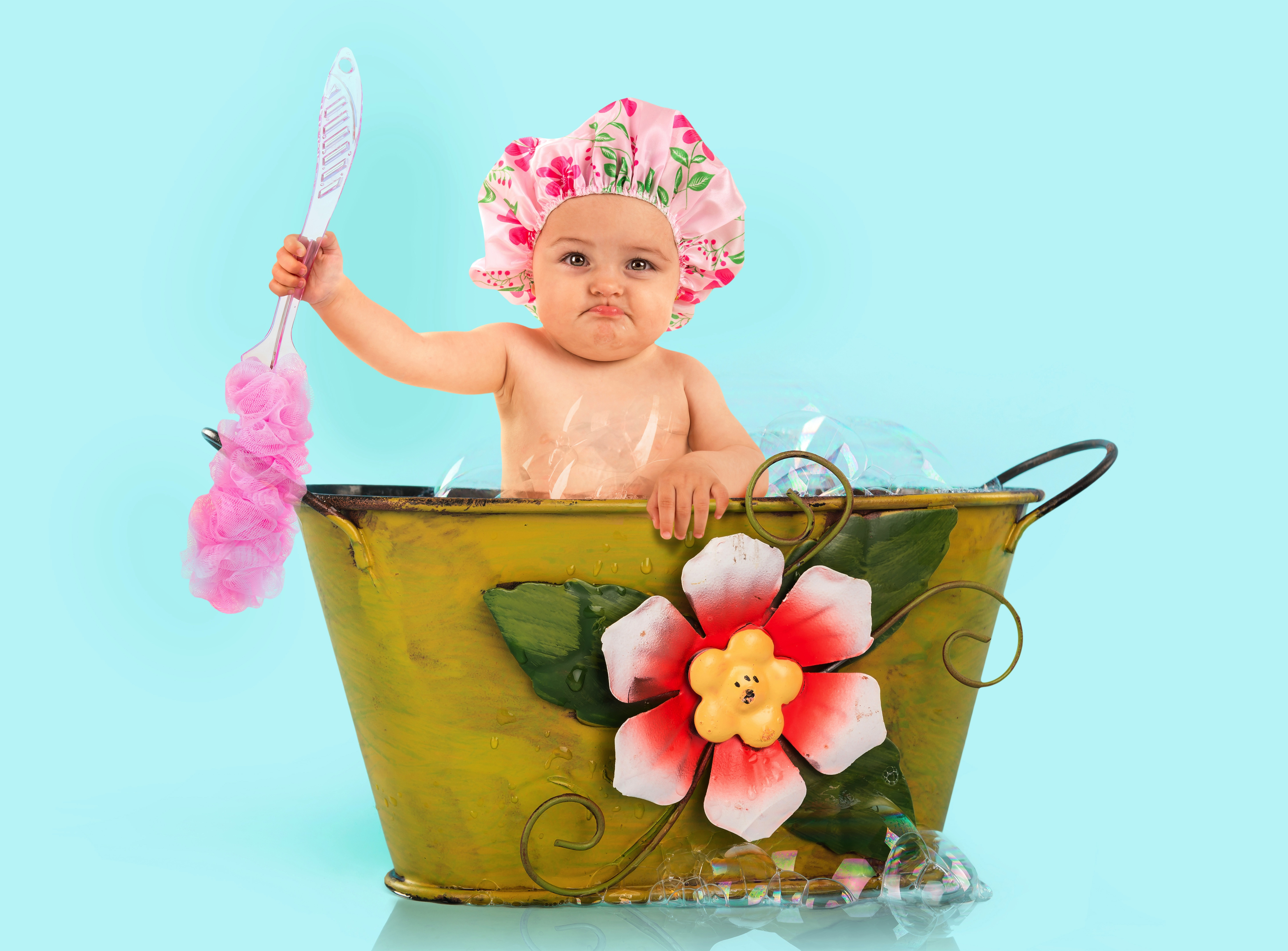 How to bathe a baby - BabyScience